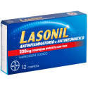 LASONIL ANTINFIAMMATORIO 12cpr