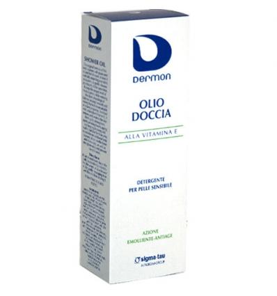 Dermon olio doccia alla vitamina e 200ml - Olio da bagno dermon ...